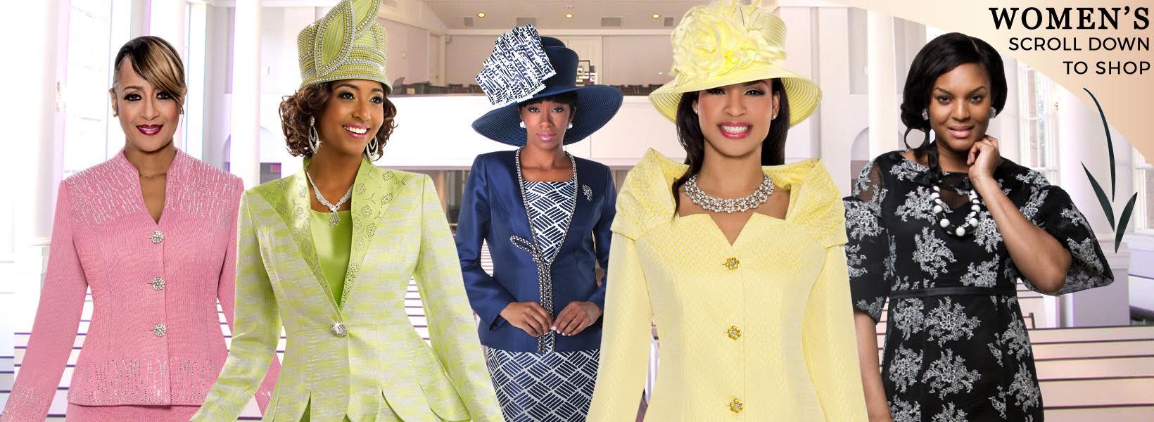 Womens Church Suits